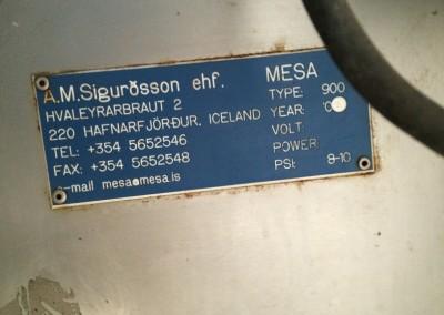 Mesa 900 - 71 - 7